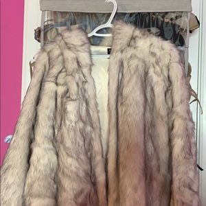 Faux Fur Coat 14